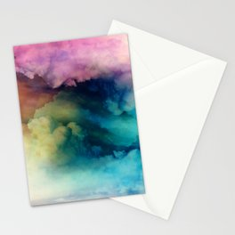 Rainbow Dreams Stationery Cards