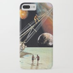 Set Sail for the Stars Slim Case iPhone 7 Plus