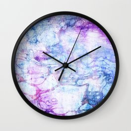 Lucid Wall Clock
