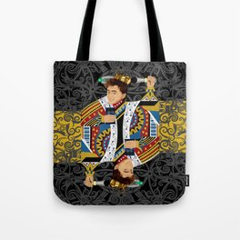 The kings of all cards Tote Bag