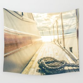 Dokkers II Wall Tapestry