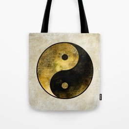 Yin and Yang Tote Bag