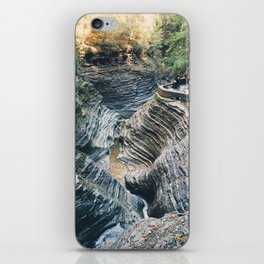 Little canyon iPhone Skin