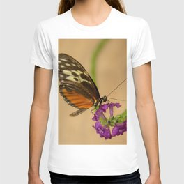 Tiger Longwing Butterfly-7 T-shirt