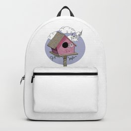 Bird's house: The Singer Backpack