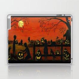 Halloween Harvest Laptop & iPad Skin