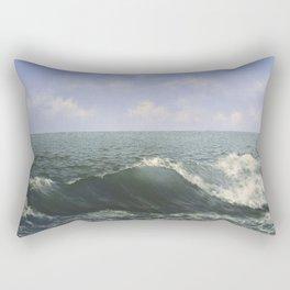 Tropic Wave Rectangular Pillow
