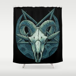 Dark Proclivities Shower Curtain