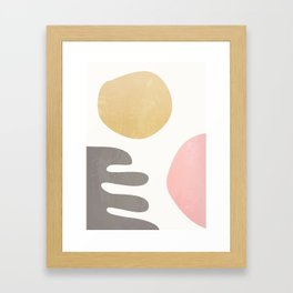 Helping Hand #society6 #buyart Framed Art Print