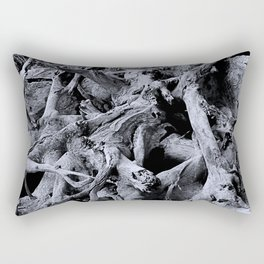 Drift Wood Rectangular Pillow