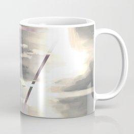 Pour Down Coffee Mug