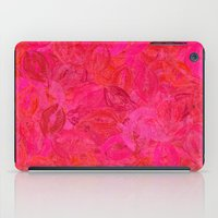 kiss iPad Cases featuring Kiss by Blue Muse