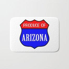 Produce Of Arizona Bath Mat