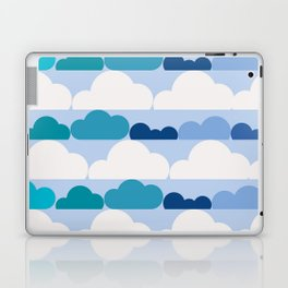 Simply Clouds Laptop & iPad Skin