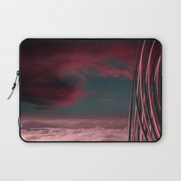 Morning at Planet One Laptop Sleeve