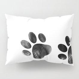 Cat's footprints Pillow Sham