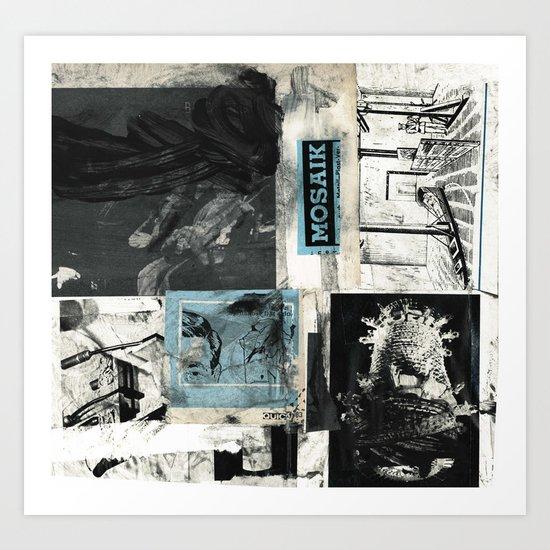 Mürbet Haik Art Print