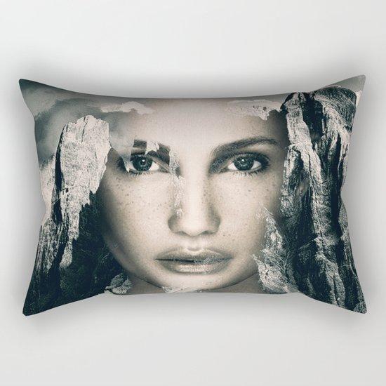 Spirit Of The Mountain Rectangular Pillow