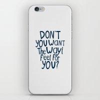 darren criss iPhone & iPod Skins featuring Darren Criss - Don't You? by Jessica