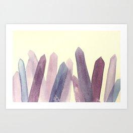 Grow/Shatter Art Print