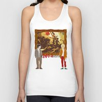 revolution Tank Tops featuring rEVOLution by Little wadoo