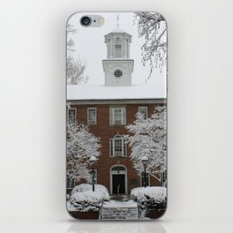 Winter at Ohio University - Cutler iPhone Skin