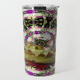 Teleporting World Travel Mug