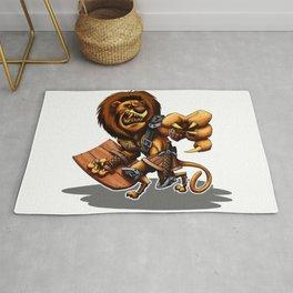 Lion-O Ultimate Rug
