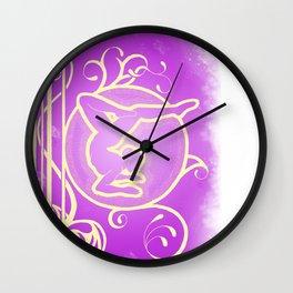 Dance Nouveau Wall Clock