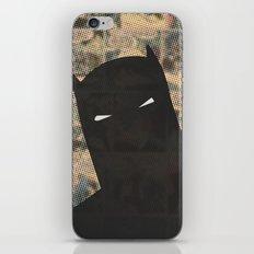 Darkest Knight iPhone & iPod Skin