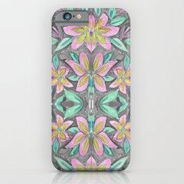 Mirror Print iPhone Case