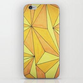 Mountains of Gold iPhone Skin
