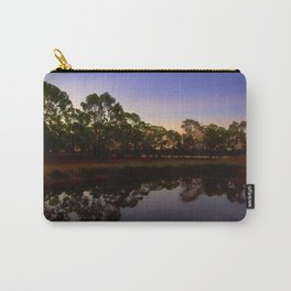 Sunset Over the Dam Carry-All Pouch