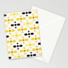Stone Wall (Cockatoo Yellow) Stationery Cards