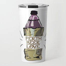 Perth Beer Love Travel Mug
