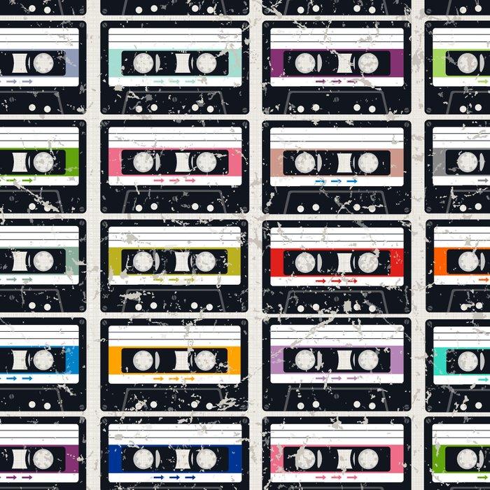 Cassette Tapes Leggings