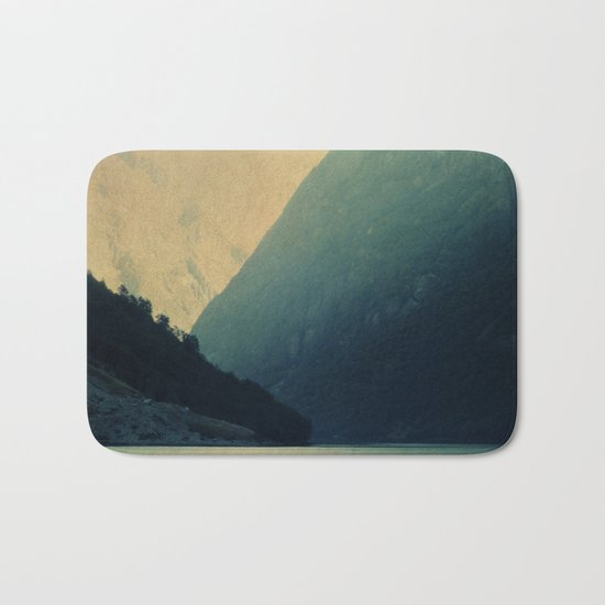 mountains VI Bath Mat