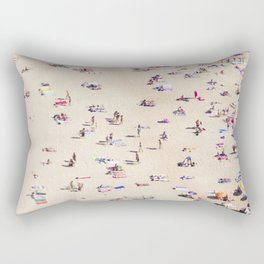 Beach Love VI Rectangular Pillow