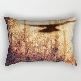 Light and Dark Rectangular Pillow