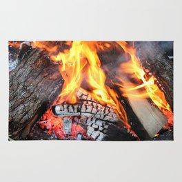 Campfire Rug