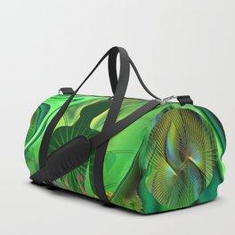 Heart Chakra Energy. Duffle Bag