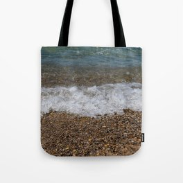 Lake_Michigan Beach, Charlevoix - 4 Tote Bag