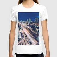 tapestry T-shirts featuring Tapestry by jmdphoto