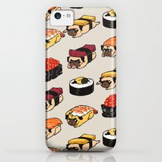 Sushi Pug iPhone 5c Slim Case