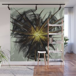 Idealism of Pain Wall Mural
