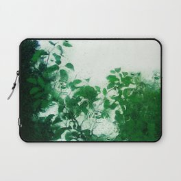 Spring Fresh Rain Laptop Sleeve