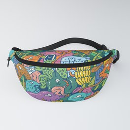 Banana forest Fanny Pack