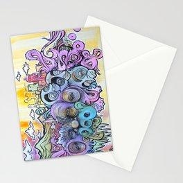 west coast RANDOMNESS Stationery Cards