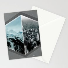 dont think twice  Stationery Cards