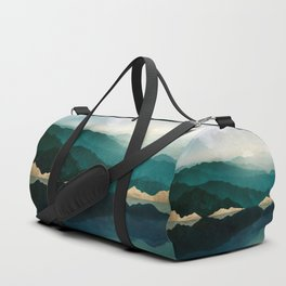 Waters Edge Reflection Duffle Bag